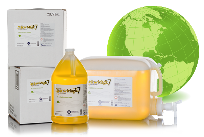 Bradley Systems cleaning products